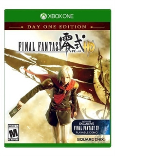 Final Fantasy Type-0 Hd Usado Xb1