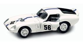 1965 Shelby Cobra Daytona Coupe Branco - 1:18 - Yat Ming