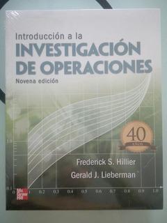 Investigacion De Operaciones Libro Nuevo Importado Mcgrawhil