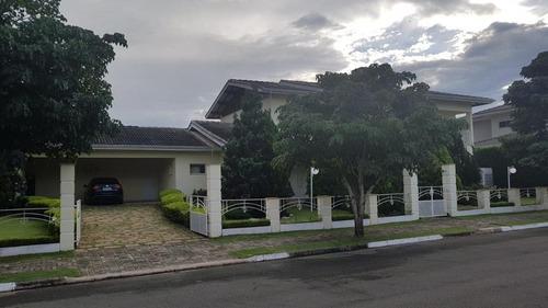 Sobrado Com 4 Dormitórios À Venda, 640 M² Por R$ 3.500.000 - Jardim Paulista - Atibaia/sp - So1633