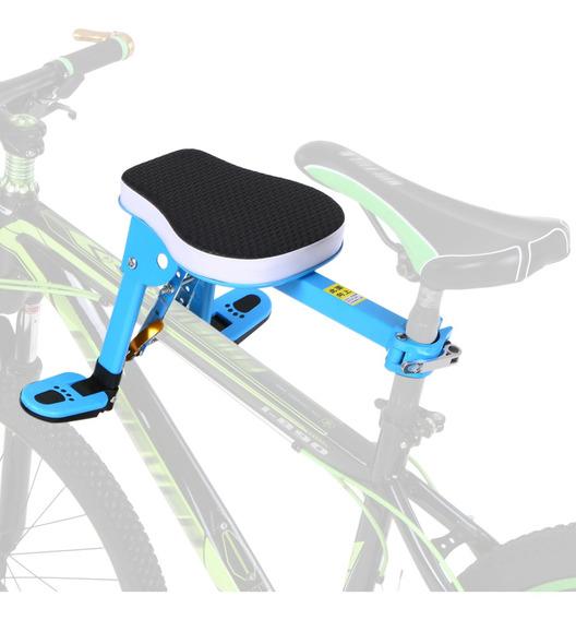 Montagem Frontal Assento De Bicicleta Criança Portador De