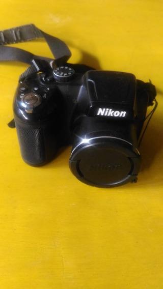 Câmera Nikon Coolpix L315 Semi-profissional
