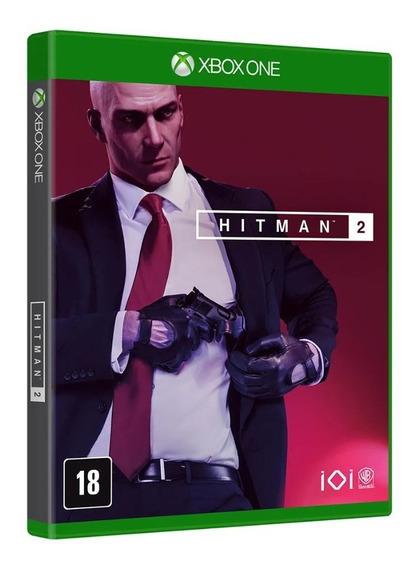 Game Xbox One Hitman 2 Pix90