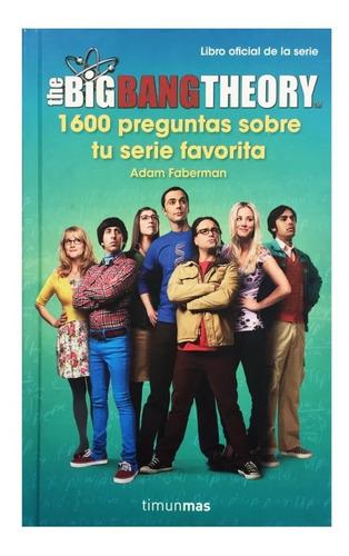 Imagen 1 de 1 de Big Bang Theory 1600 Preguntas - Minotauro - Trivia