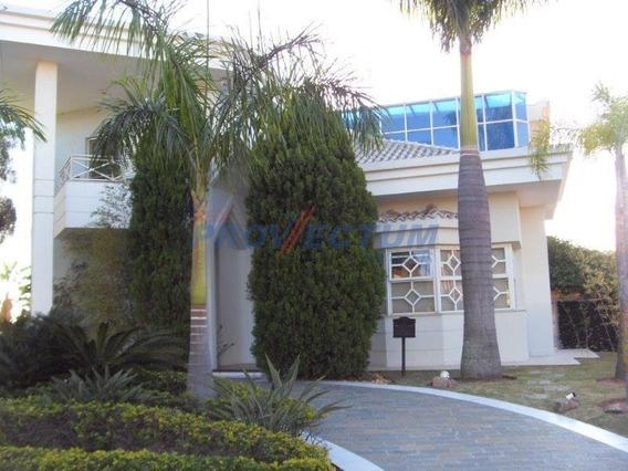Casa À Venda Em Loteamento Alphaville Campinas - Ca276439
