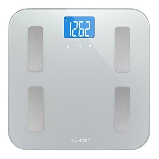 Bã¡scula Digital De Peso Corporal Por Equilibrio Mã©tric