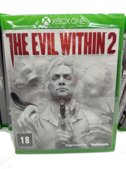 The Evil Within 2 Jogos Xbox One Midia Fisica Lacrado Xone