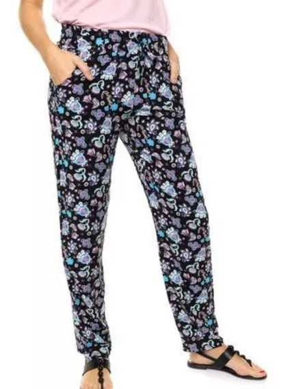 Pantalon Fibrana Mujer Talles 1 Al 6