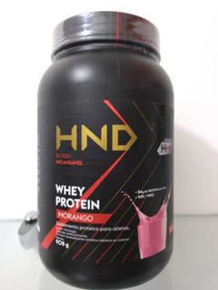 Suplemento Proteico Para Atletas Hnd