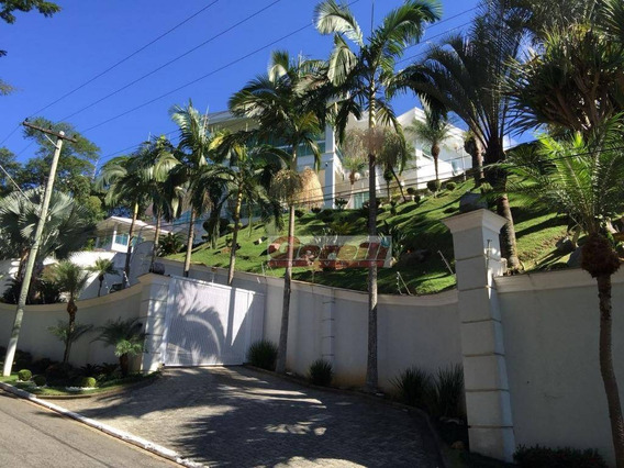 Casa Residencial À Venda, Condomínio Hills I E Ii, Arujá. - Ca1191