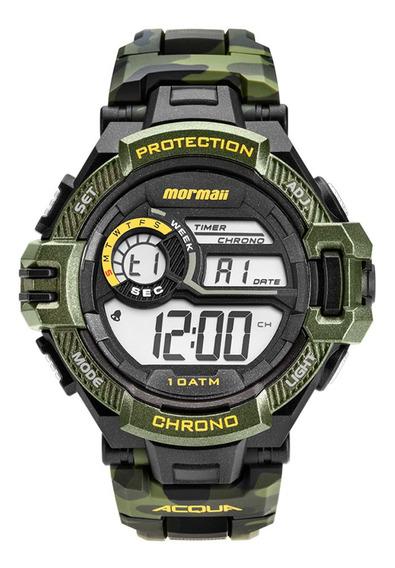 Relógio Digital Mormaii Acquaforce Mo11348v