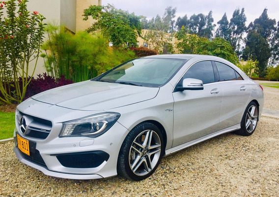 Amg Cla 45 - 2 Lts, Turbo, 355 Hp