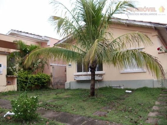 Casa - Condominio Villagio De Italia - Itu Sp - Ca0657