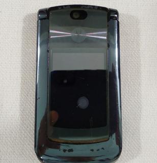 Celular Motorola Antigo V8 No Estado Sucata Veja Fotos