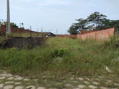 Terreno Em Rua Pavimentada, 100 Mts Do Mar-itanhaém/sp