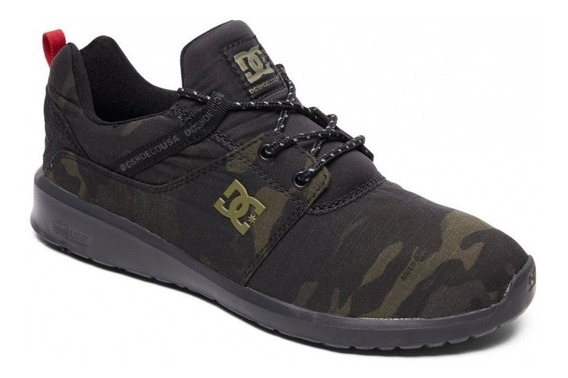 Tênis Dc Shoes Heathrow Adys700131