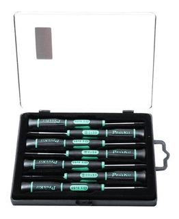 Kit Destornilladores Celulares Apple Mac Proskit Sd081h