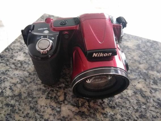 Câmera Semi-profissional Nikon Coolpix L830