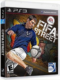 Juegos,fifa Street - Playstation 3