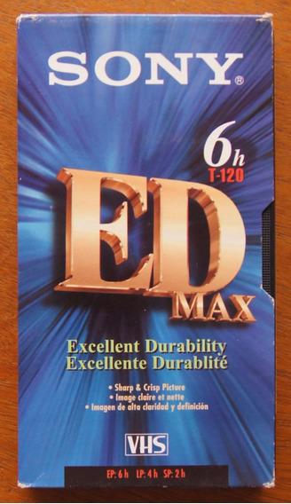 Vhs Usado Fita Video Sony Ed Max Escaflowne 5-8 Rurouni