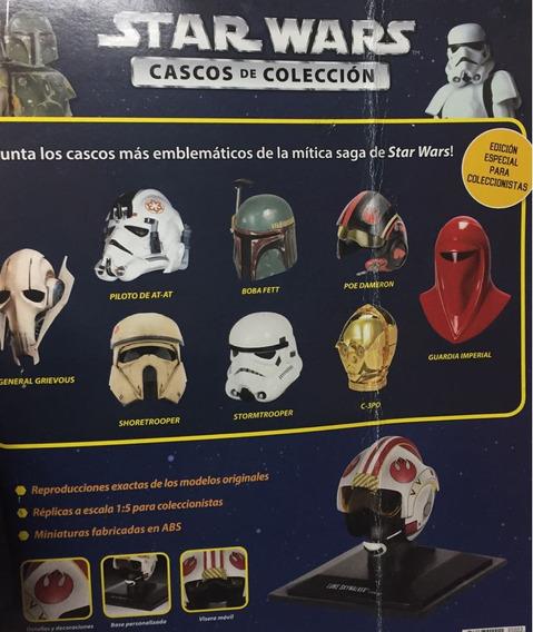 Cascos Star Wars Coleccion.