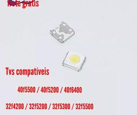 20 Led Tv Samsung 32f4200 /40f5500 /46f5500 32f5200 F/grátis