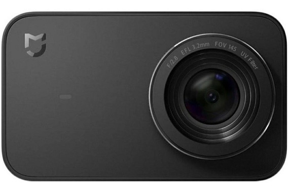 Mini Câmera De Ação Mijia 4k Xiaomi