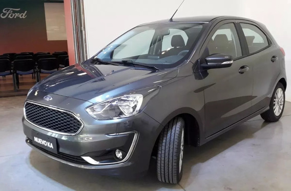 Ford Ka 1.5 Sel 5p Entrega Inmediata