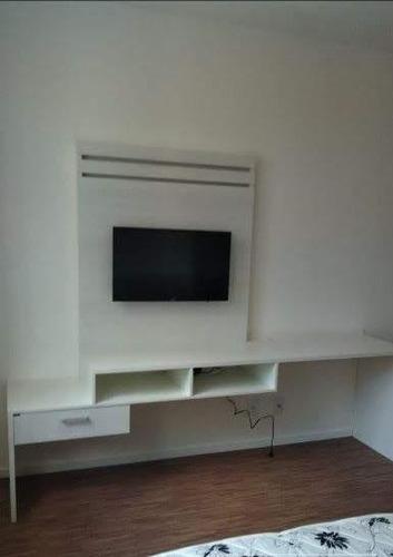 Studio Com 1 Dormitório Para Alugar, 26 M² Por R$ 1.600,00/mês - Bethaville I - Barueri/sp - St0016