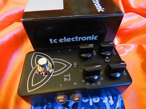 Tc Electronic Reverb T2 Trinity .. Hall Of Fame Hof Boss Rv6