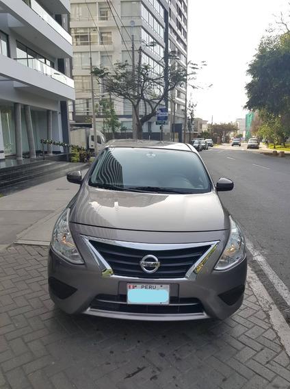 Nissan Versa Fab. 2016 Mod. 2017 - Con Seguro Todo Riesgo