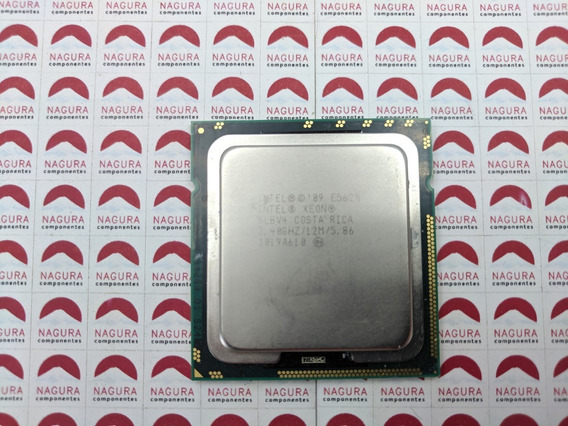Processador Xeon E5620 - 2,4ghz - Quad Core