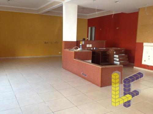Salão Comercial B. Santa Paula - 8733