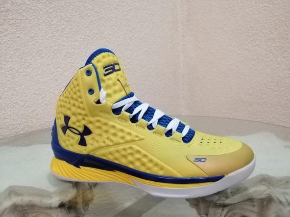 Gvashoes Tenis Curry 2 Num 28 Cm Mx Warriors - No Jordan
