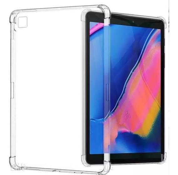 Capa Silicone Tablet Samsung Tab A 8 2019 T295 T290 + Pelíc.