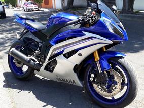 Yamaha R6 Edicion Especial Cc600