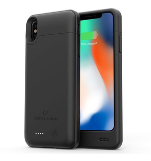iPhone X Xs Power Case Bateria Cargador Mfi 4000 Zerolemon