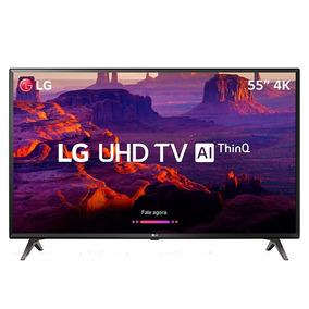 Smart Tvled 55 Lg 55uk631c 4k Uhd Com Wi-fi, 120 Hz