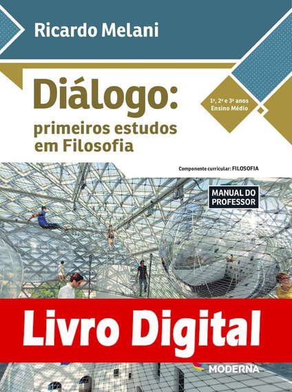 Diálogo: Primeiros Estudos Em Filosofia