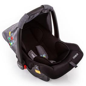 Bebê Conforto - De 0 A 13 Kg - Bliss - Cinza Patch - Cosco