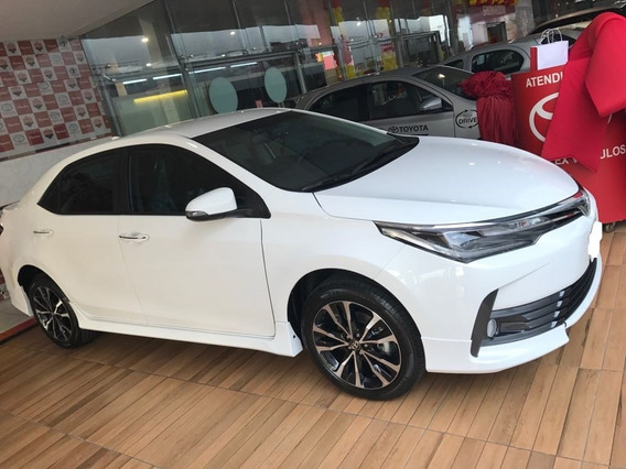 Toyota Corolla 2018 2.0 16v Xrs Flex Multi-drive S 4p