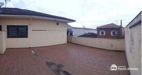 Casa Com 3 Dormitórios À Venda, 270 M² Por R$ 900.000,00 - Centro - Botelhos/mg - Ca1229