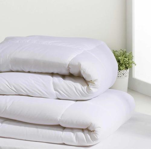 Protector Confort Colchon Acolchado 1.40x1.90 X35/40