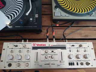 Vestax Pmc 250 Mixer
