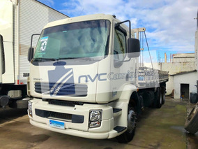 Volvo Vm260 Vm 260 2010 Truck 6x2 Carroceria= Vw 24250 10 Mb