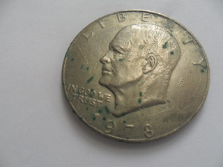 Moneda Antigua De Colección Usa De 1978