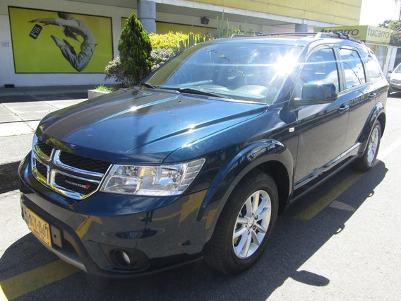 Dodge Journey Sxt 3.6 At 7 Pjs