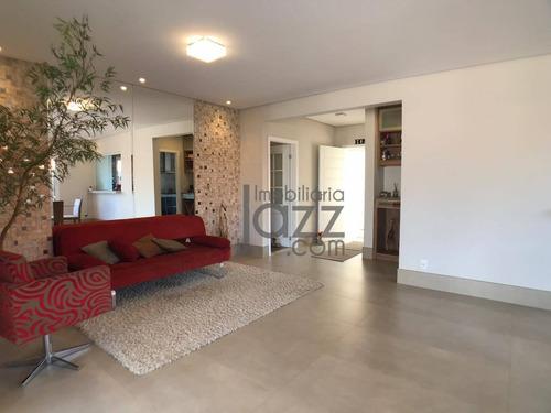 Imagem 1 de 30 de Casa Com 3 Dormitórios À Venda, 220 M² Por R$ 1.790.000,00 - Barão Geraldo - Campinas/sp - Ca5358