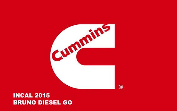 Cummins Incal 2015 Calibração Insite Ford Vw