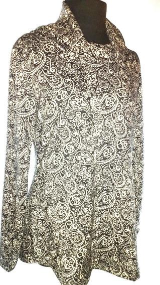 Pack X 5 Poleras Sweaters En Lanilla Talles: S M L